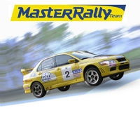 Автошкола MasterRally Team - Логотип