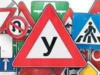 Автошкола Альфа-Драйв - Логотип